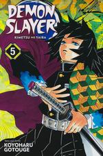 Demon Slayer Kimetsu No Yaiba (TPB) nr. 5.