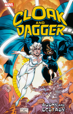 Cloak and Dagger (TPB): Agony and Ecstasy.