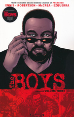Boys, The (TPB): Omnibus Vol. 3.