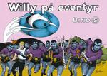 Willy på eventyr: Samlet - Bind 5: 1973-1977: De blå varulve.