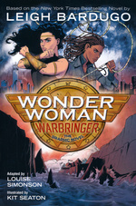 Wonder Woman (TPB): Warbringer.