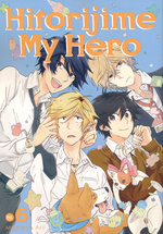 Hitorijime My Hero (TPB) nr. 6: Love is a Battlefield.