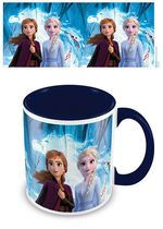 Frozen - Mugs: Frozen 2 Coloured Inner Mug Guiding Spirit.