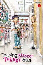 Teasing Master Takagi-san (TPB) nr. 5.