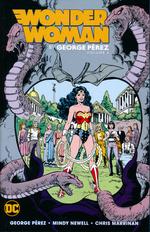 Wonder Woman (TPB): Wonder Woman by George Perez vol. 4.