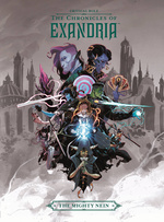 Critical Role (HC): Chronicles of Exandria - The Mighty Nein.