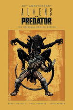 Aliens vs. Predator (HC): 30th Anniversary - The Original Comics Series.