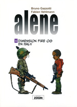 Alene nr. 6: Dimension fire og en halv.