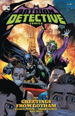 Batman (HC): Detective Comics (2018) Vol. 3: Greetings From Gotham.