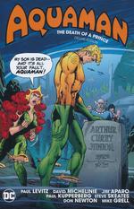 Aquaman (HC): Death of a Prince, A.