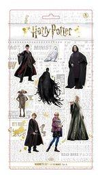 Harry Potter Merchandise: Magnet Set A.