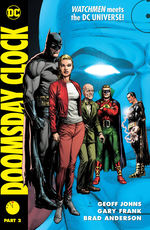 Doomsday Clock (2017) (HC) nr. 2: Part Two w/ Slipcase.