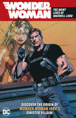 Wonder Woman (TPB): Many Lives of Maxwell Lord, The.