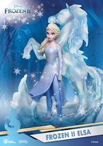 Frozen - Figures: Frozen 2 D-Stage PVC Diorama Elsa 15 cm.