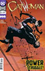 Catwoman vol. 4 (2018) nr. 21.