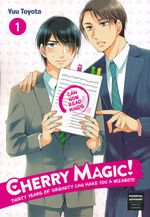 Cherry Magic (TPB) nr. 1: It's Magically Complicated.