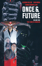 Once & Future (TPB) nr. 1: King is Undead, The.