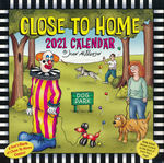 Close to Home (Kalender) nr. 2021: Close to Home 2021 Day-to-Day Calendar.
