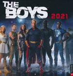 Boys, The (Kalender) nr. 2021: Boys, The - 2021 Wall Calendar.