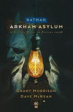 Batman (TPB): Arkham Asylum (2020 Edition).