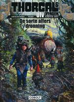Thorgal's Verden: Ulv (HC) nr. 6: De sorte alfers dronning.