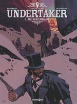 Undertaker (Dansk) (HC) nr. 5: Den hvide indianer.