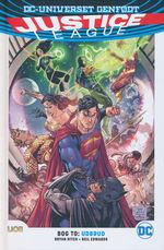 Justice League - Rebirth (Dansk) (HC) nr. 2: Udbrud.