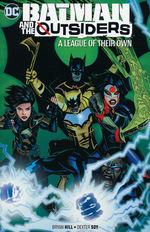 Batman (TPB): Batman and the Outsiders (2019) vol. 2: A League of Their Own.