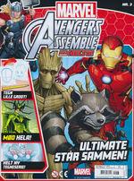 Avengers (Dansk) (Blad) nr. 9.