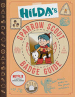 Hilda (TPB): Hilda's Sparrow Scout Badge Guide.