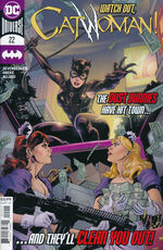 Catwoman vol. 4 (2018) nr. 22.