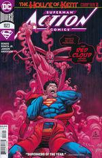 Action Comics nr. 1023.
