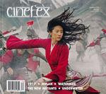 Cinefex nr. 170: 1917 / Mulan / Watchmen / The New Mutants / Underwater.