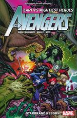 Avengers (TPB): Avengers by Jason Aaron Vol.6: Starbrand Reborn.