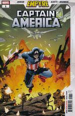 Empyre: Captain America nr. 1.