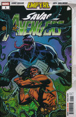 Empyre One-Shots: Savage Avengers #1.