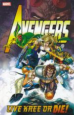 Avengers (TPB): Live Kree Or Die.
