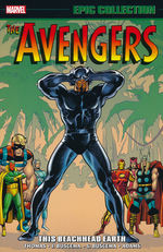 Avengers (TPB): Epic Collection vol. 5: The Beachhead Earth (1970-1972).