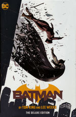 Batman (HC): Batman by Tom King and Lee Weeks - Deluxe Edition.