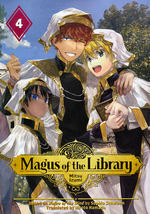 Magus of the Library (TPB) nr. 4: Student Among Masters, A.