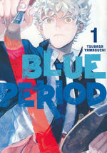 Blue Period (TPB) nr. 1: Still Life.