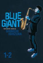 Blue Giant Omnibus (TPB) nr. 1: Vol. 1-2.