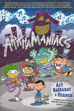 Batman (TPB): Arkhamaniacs.