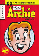 Archie (TPB): Best of Archie, The - Vol. 1 - 80th Anniversary Edition.