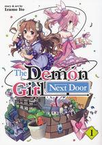 Demon Girl Next Door, The (TPB) nr. 1.