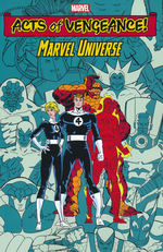 Acts of Vengeance (TPB): Acts of Vengeance: Marvel Universe.