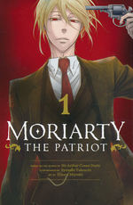 Moriarty The Patriot (TPB) nr. 1.