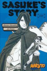 Naruto Story Novel (TPB): Sasuke's Story: Star Pupil.