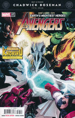 Avengers, vol. 8 (2018) nr. 37.