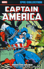 Captain America (TPB): Epic Collection vol. 10: Monsters and Men (1982-1983).